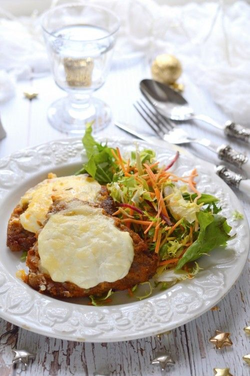 Tejfölös-sajtos sült tarja recept