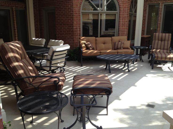 Winston Outdoor Furniture In Dallas