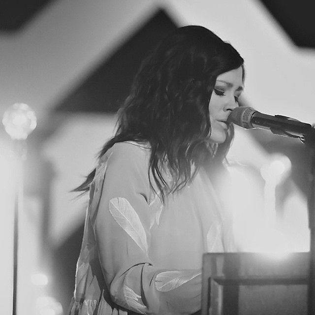 Kari Jobe- Worship unplugged inspiration