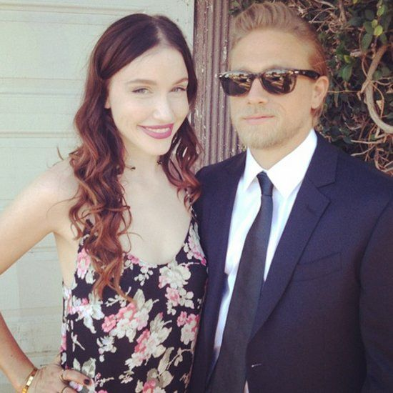 Pin for Later: Meet the Lucky Lady Who Won Charlie Hunnam's Heart