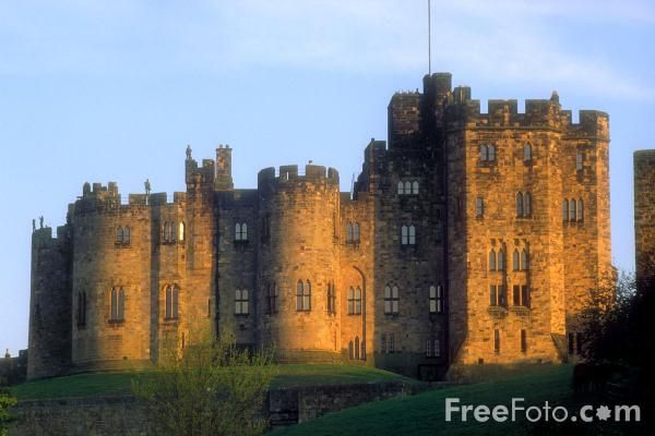 Alnwick Castle | the musings of a preservationist