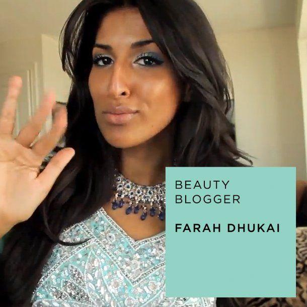 Blogs We Love: Farah Dhukai