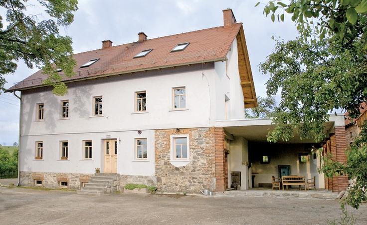 Pokrzywnik, village in Śląsk / Poland