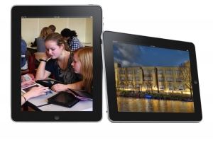 """www.ipadders.eu ~ A site that helps teachers to integrate iPads into the classroom, from the site """"Helping you learn and teach with iPads.    This site includes tips & tricks presentations and app reviews to show good practices and experiences of using ICT in the classroom by the Berlage Lyceum Amsterdam teaching staff."""""""