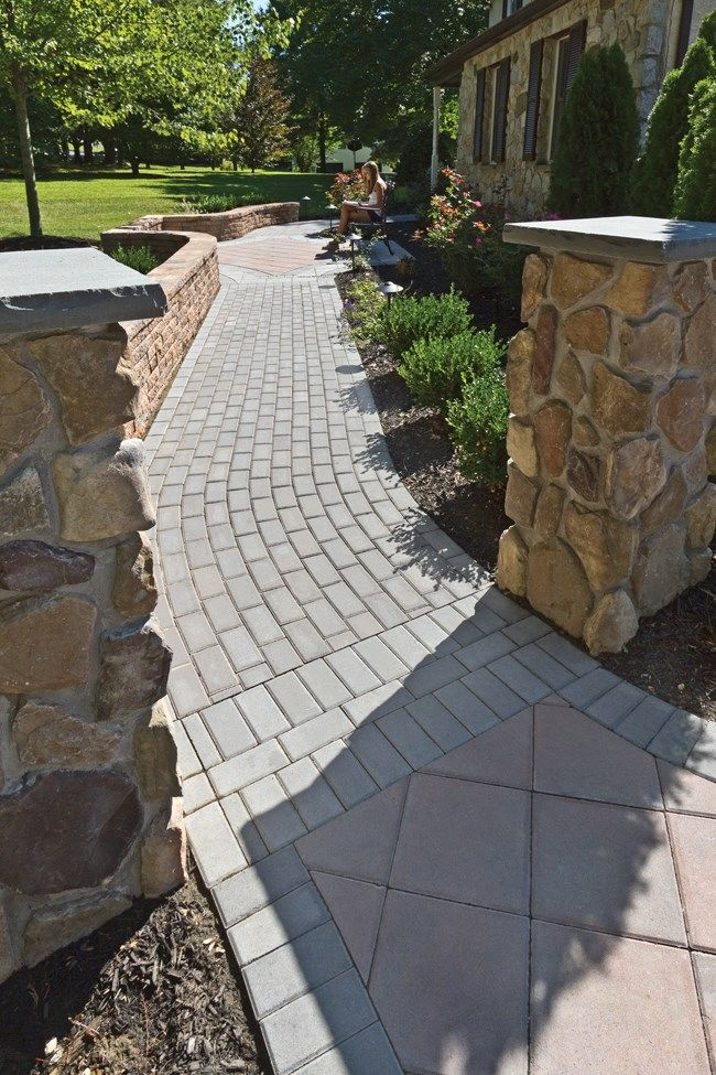 66 Best Ep Henry Walkways Images On Pinterest Catwalks Driveways And Pathways