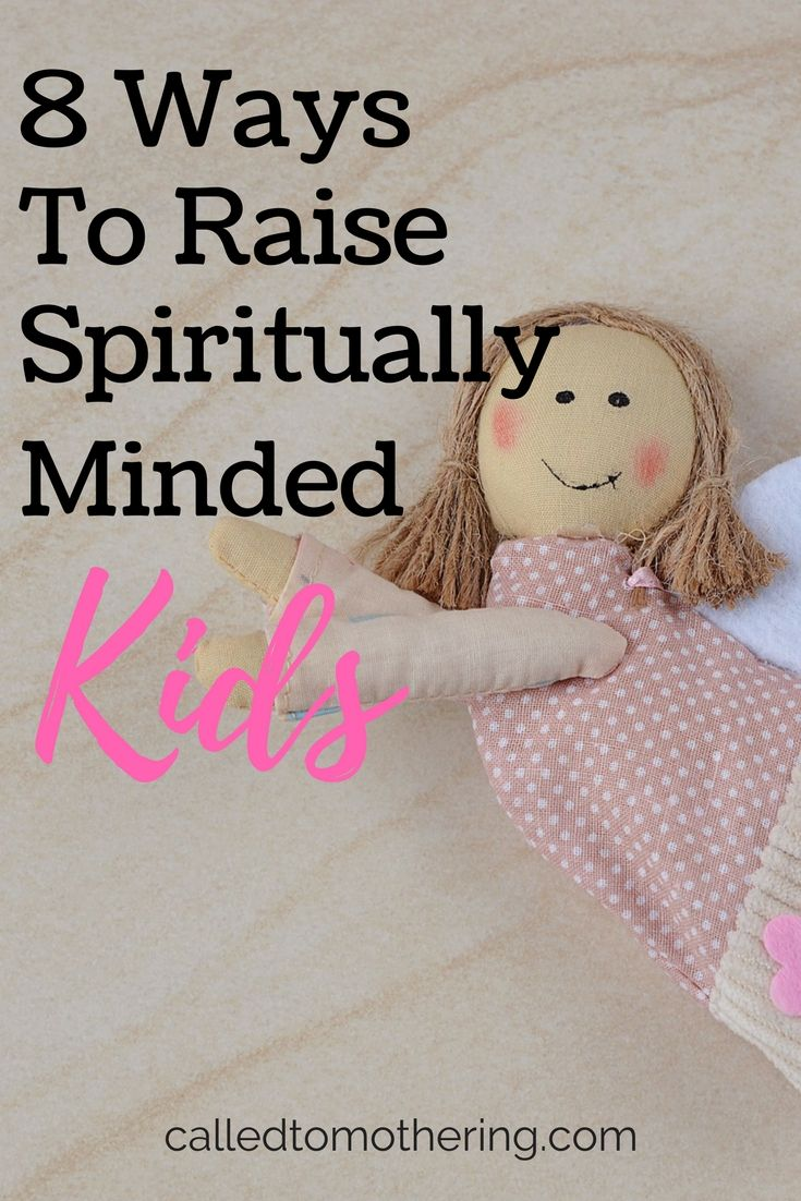 In today's world, we need to be proactive in bringing up kids with a heart for Jesus. Here are 8 things you can do to raise spiritually minded kids in a culture of spiritual poverty.