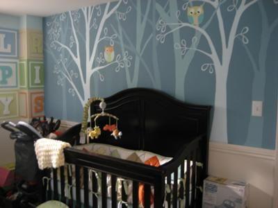 boy rooms owl naut - photo #42