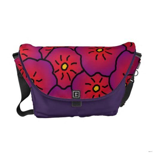 Sakura Commuter Bags