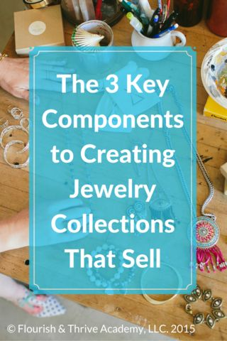 Designing your jewelry collection is a blast right.. But for those of you who want to build a jewelry business, you'll want to make sure that you are including the 3 elements that will insure you designed a collection that is going to sell like hot cakes. Discover the secret formula. Grab the full guide.
