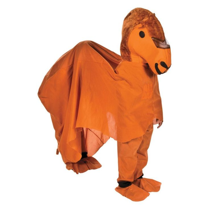 Child's Full Body 2-Person Camel Costume