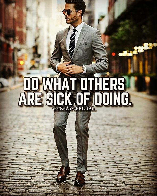 Do what others are scared of doing. For the fact that it didn't work for them doesn't mean it won't work for you. Everyone's not the same results are not the same too.  #do #work #business #attitude #mindset #mentality #sick #tired #results #outcome #positive #game #gain #entrepreneur #hustle #business #fam #family #biz #theshaderoom #60secclub #follow #like