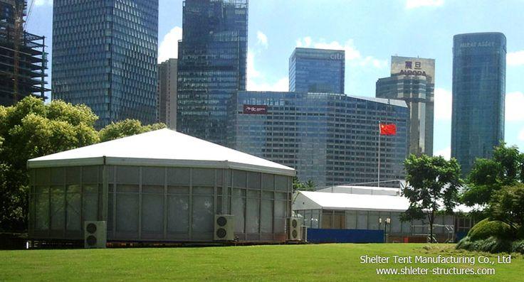 Carpa Shelter | Polígono Tent | Carpa de eventos | Tienda de la boda | Sala de Reuniones