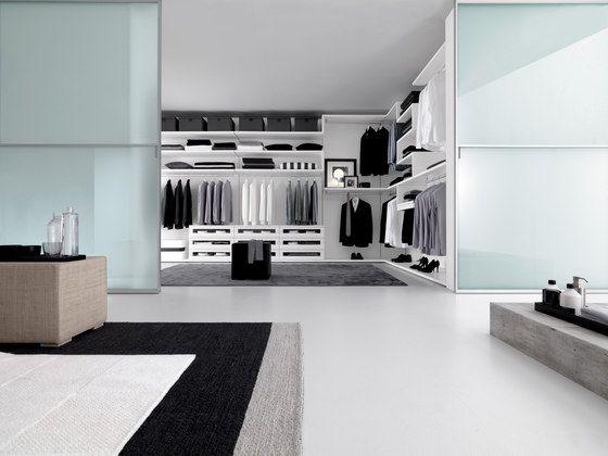 Varius_4 by Presotto | Walk-in cupboards