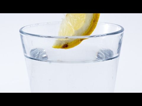 Back pain and drinking water