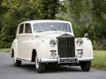 Rolls-Royce Silver Wraith Saloon by James Young '1951–57