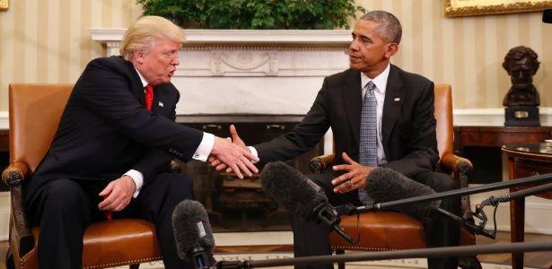 Se Trump tiver sucesso, EUA também terão, diz Obama sobre presidente eleito