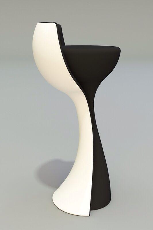 Danai Bar Stool Concept By Svilen Gamolov