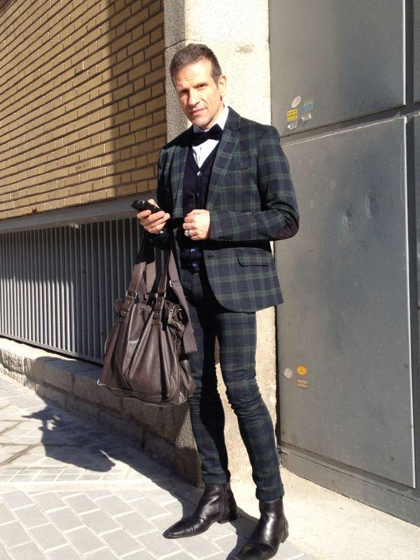 Street Style Men 39 S Street Style Pinterest