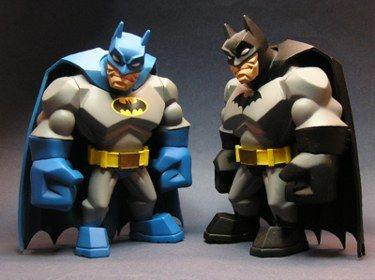 Batman Vinyl Figures