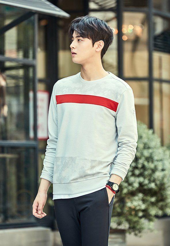 CHAN EUNWOO seolhyun LAFUMA, CHAN EUNWOO seolhyun, cha eunwoo photoshoot, seolhyun photoshoot 2017, astro kpop member profile