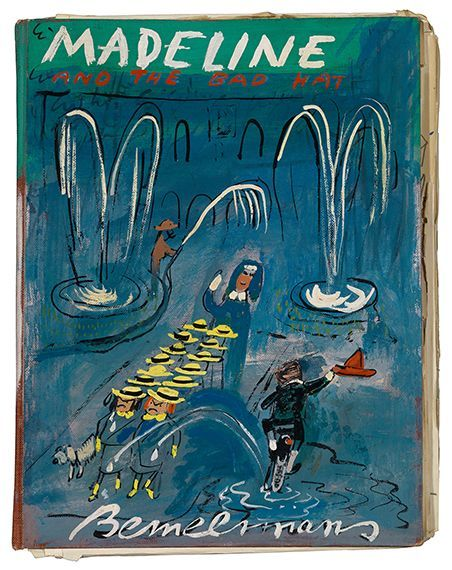 Ludwig Bemelmans | Madeline Comes to New York | BLOUIN ARTINFO