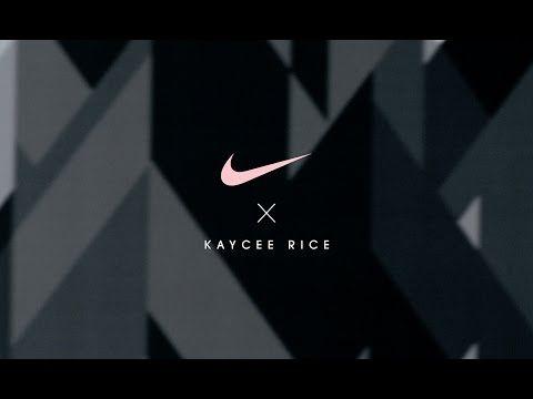 Kaycee Rice Nike Shoes