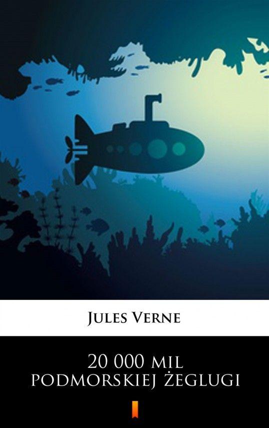 """Powieść przygodowa, będąca drugą częścią tzw. dużej trylogii Juliusza Verne'a. Książka ma cechy powieści fantastycznonaukowej. Fabuła przedstawia szczegóły życia podwodnego z opisem technicznych rozwiązań je umożliwiających. Akcja toczy się w 1866 roku na statku """"Nautilius"""". Bohaterowie przepływają ocean i morza. Powieść doczekała się licznych adaptacji filmowych."""