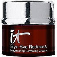 It Cosmetics - Bye Bye Redness Correcting Crème (stephanie lange-for large pores & redness)