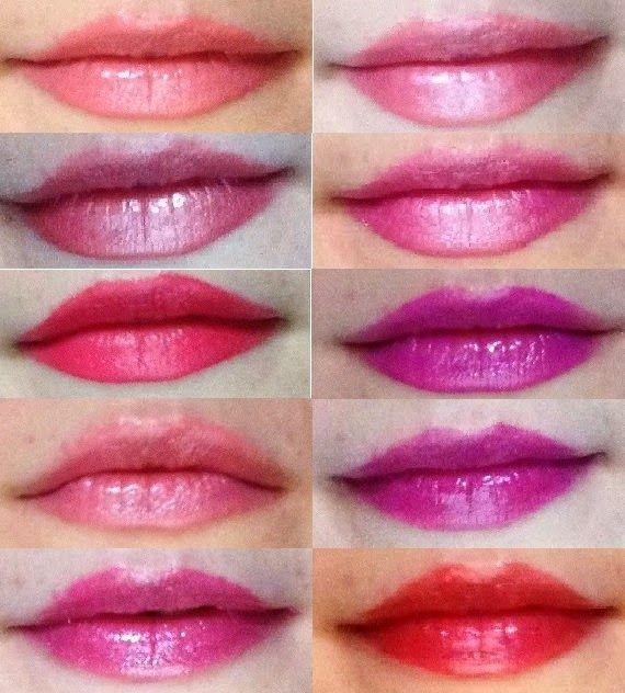 pretty #pinks
