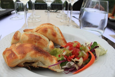 Trio of #Empanadas in Argentina #travel