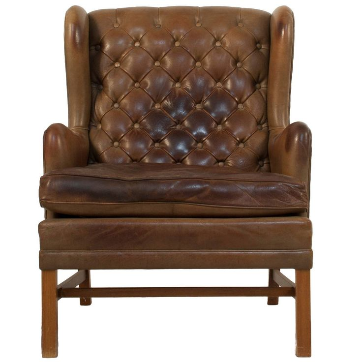 World Market Red Leather Chair: 17 Best Ideas About Wingback Chairs On Pinterest