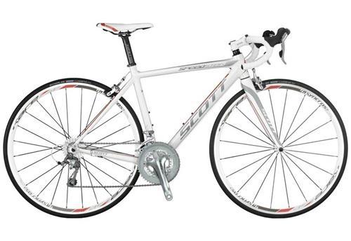 Scott Contessa Speedster 25 Triple Ladies Road Bike - 2013   My bikkkkke