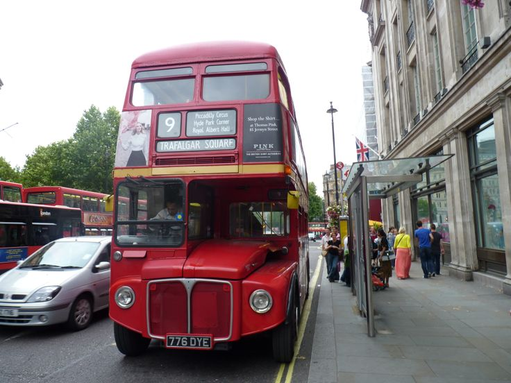 Old bus London