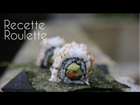 Sushis californiens ! en vidéo
