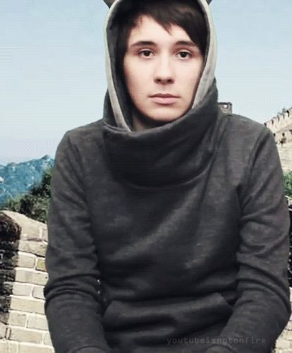 Danisnotonfire gif.  The best hoodie in the world.