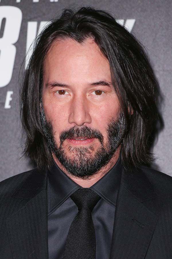The Most Comprehensive Guide To The Widows Peak Hairline Widow S Peak Long Hair Styles Men Long Hair Styles