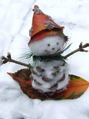 Christmas Crafts Snowman