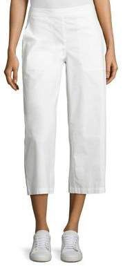Eileen Fisher Poplin Wide Leg Cropped Pants Solid white crop pants tailored in a… - https://sorihe.com/adidas/2018/03/06/eileen-fisher-poplin-wide-leg-cropped-pants-solid-white-crop-pants-tailored-in-a/