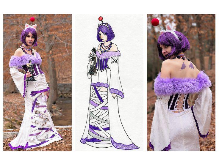 this is very interesting.: Lulumoogl, Lulu Costumes, Cutest Ideas, Lulu Dolls, Costumes Cosplay