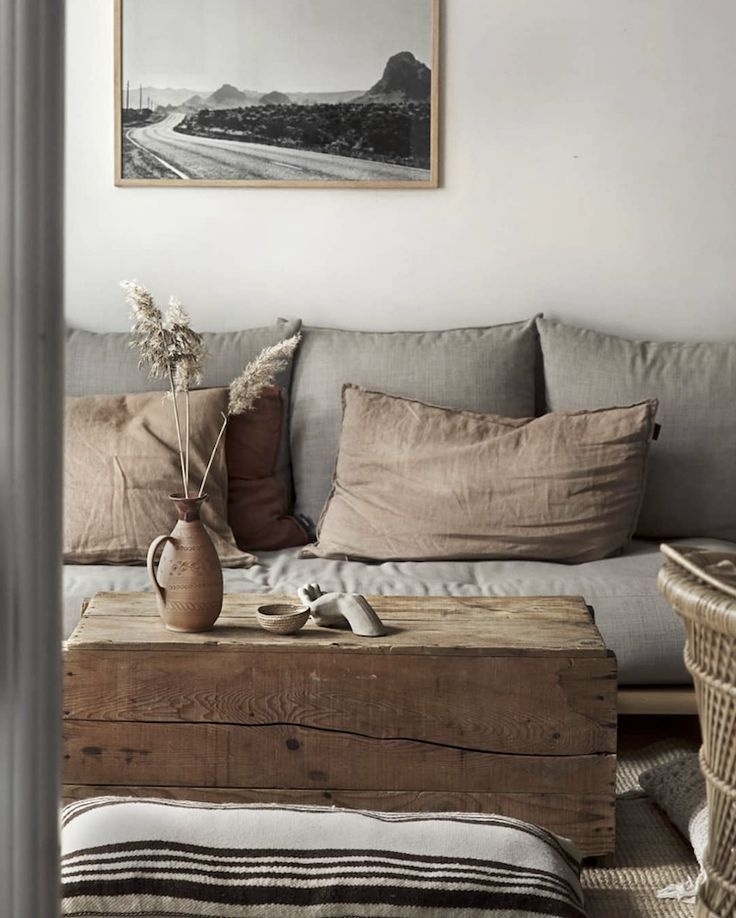 11 Coffee Table Ideas For Every Style And Budget Rustic Vintage