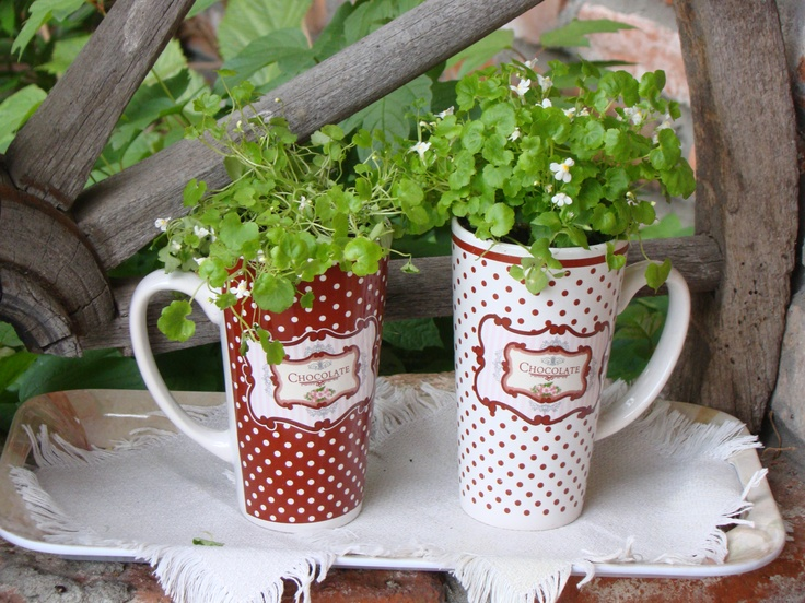 Unique and retro style mugs