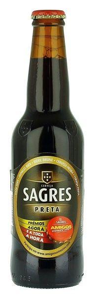 Sagres Brune (Preta)