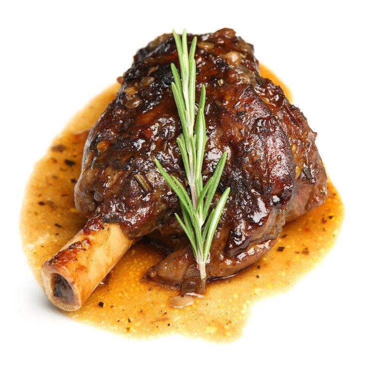 256 Best Lamb Shanks Images On Pinterest Braised Lamb