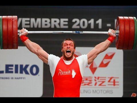 Klokov Dmitry, Olympic Weightlifting Motivation