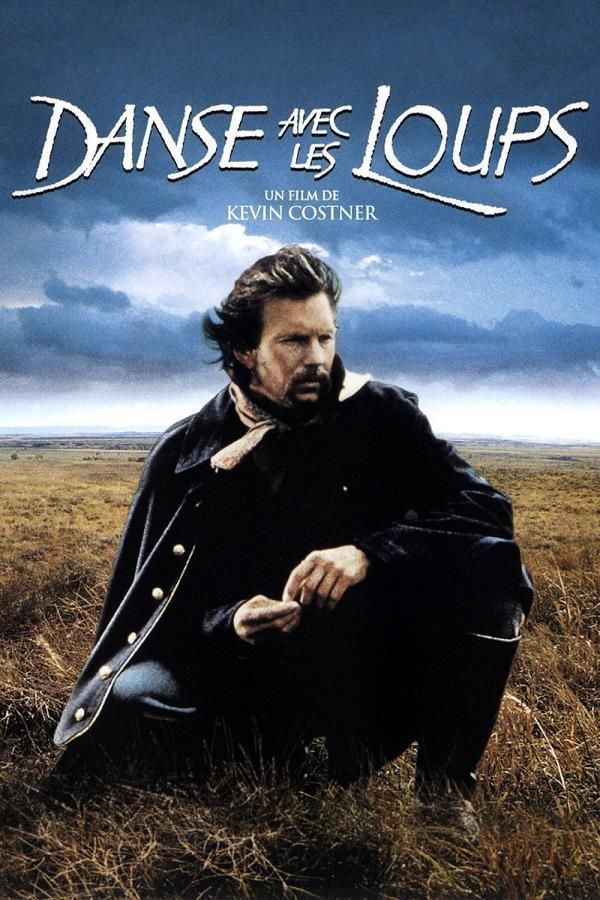 Dances with Wolves    Danse avec les loups     Support: BluRay 1080    Directeurs: Kevin Costner    Année: 1990 - Genre: Aventure / Drame / Western - Durée: 181 m.    Pays: United Kingdom / United States of America - Langues: Français, Anglais    Acteurs: Kevin Costner, Mary McDonnell, Graham Greene, Rodney A. Grant, Floyd Red Crow Westerman, Tantoo Cardinal, Robert Pastorelli, Charles Rocket, Maury Chaykin, Jimmy Herman, Nathan Lee Chasing His Horse, Michael Spears, Jason R. Lone Hill