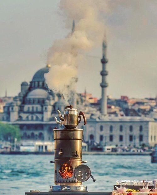 Çay , istanbul