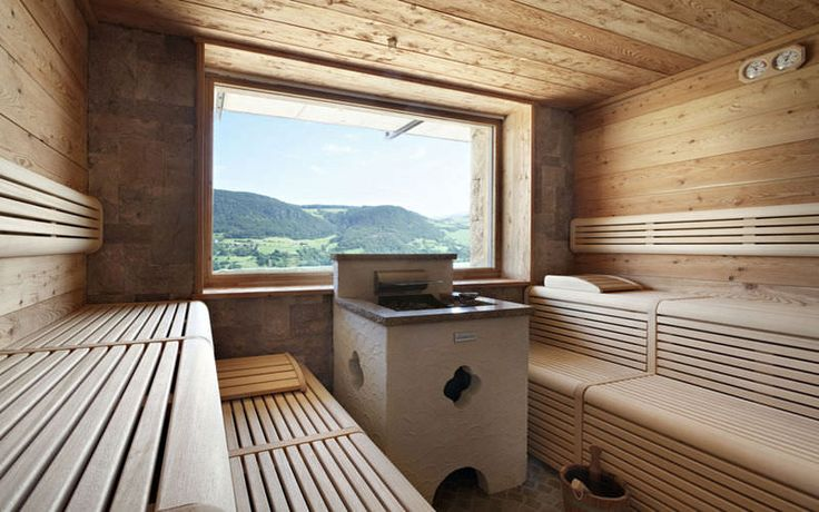 Finnish sauna / commercial / for indoor use - STUBE - Starpool