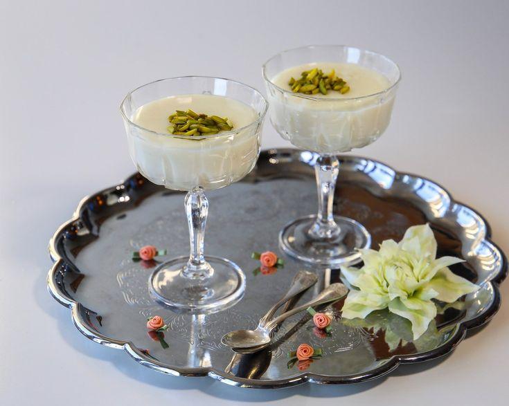 Mahalabi- Mjölkpudding