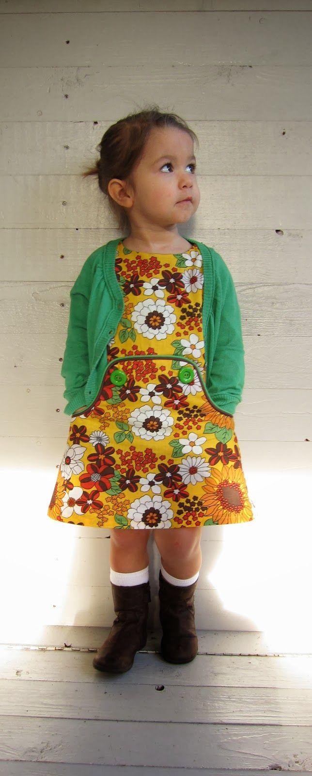 LOUISA-dress toertjes & pateekes