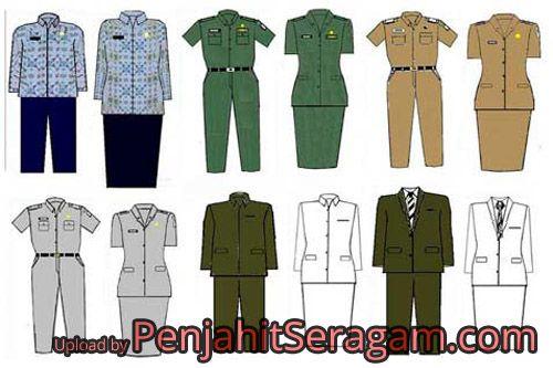 Seragam PNS di Indonesia merupakan seragam kerja yang ketentuannya diatur dalam Peraturan menteri dalam negeri. Peraturan untuk ketentuan seragam dinas pns ditujukan supaya baju seragam pns dari se…